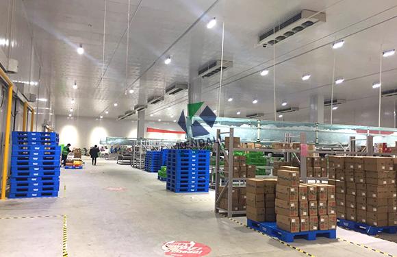 南京巨凯供应链管理有限公司12500平方米冷库